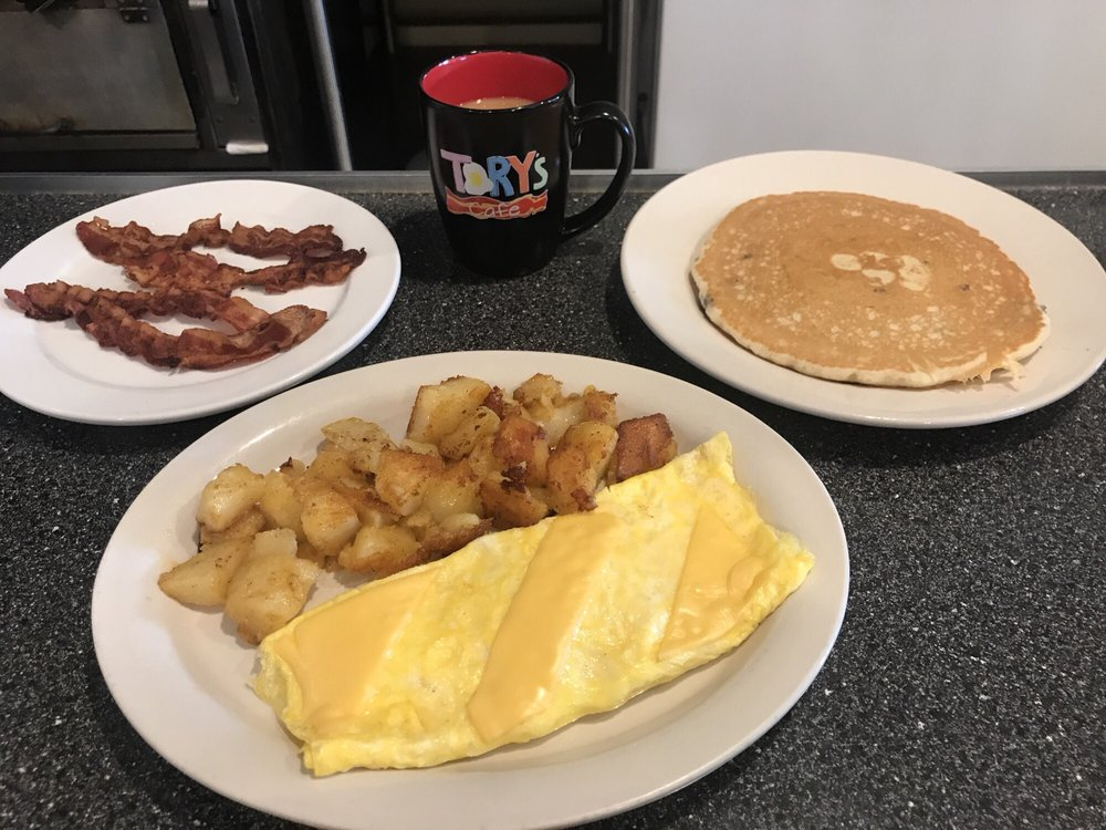 Tory's Cafe: 1266 S Highland Ave, Clearwater, FL