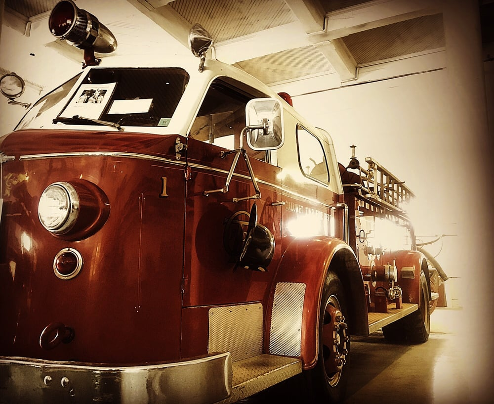 Copper Country Firefighters History Museum: 327 Sixth St, Calumet Township, MI