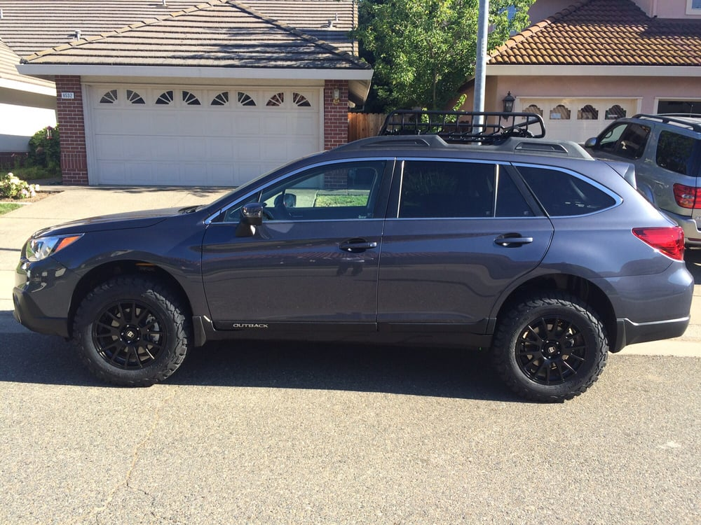 Subaru Roseville Ca >> My lifted 2016 Subaru Outback - Yelp