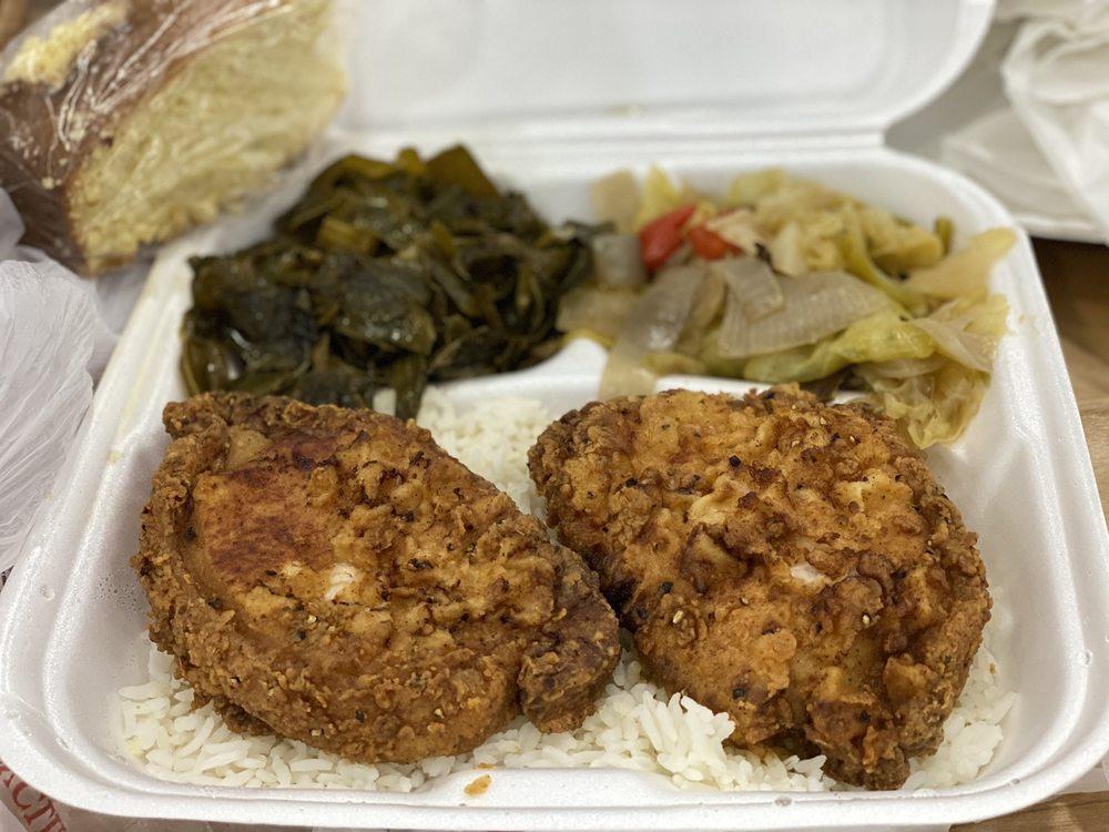 Ermajeans Southern Cuisine Restaurant & Catering': 4912 Powerline Rd, Olivehurst, CA
