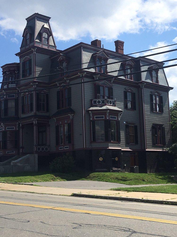 SK Pierce Haunted Victorian Mansion: 4 W Broadway, Gardner, MA