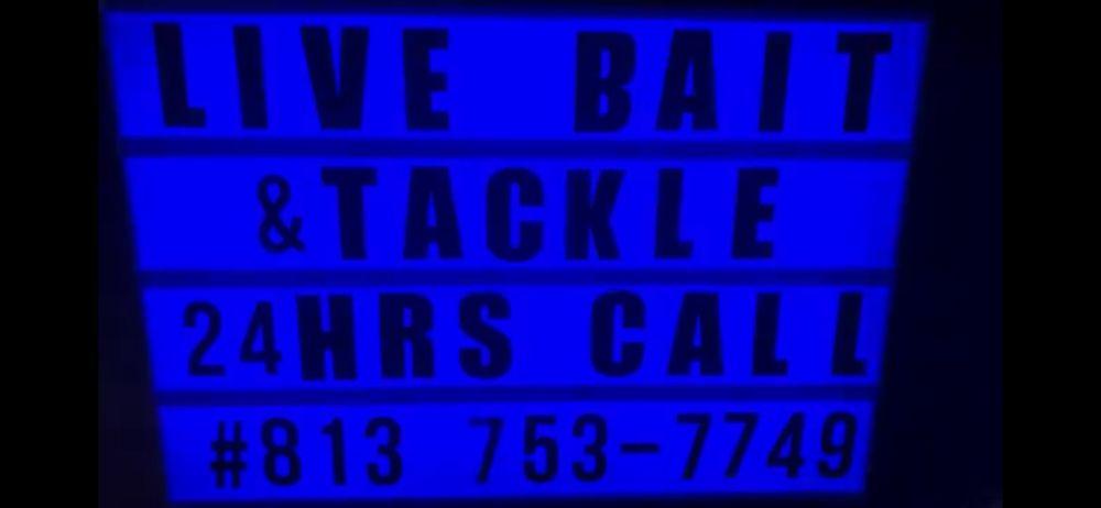 5 Boys Bait & Tackle: 469 N US HWY 41, Ruskin, FL