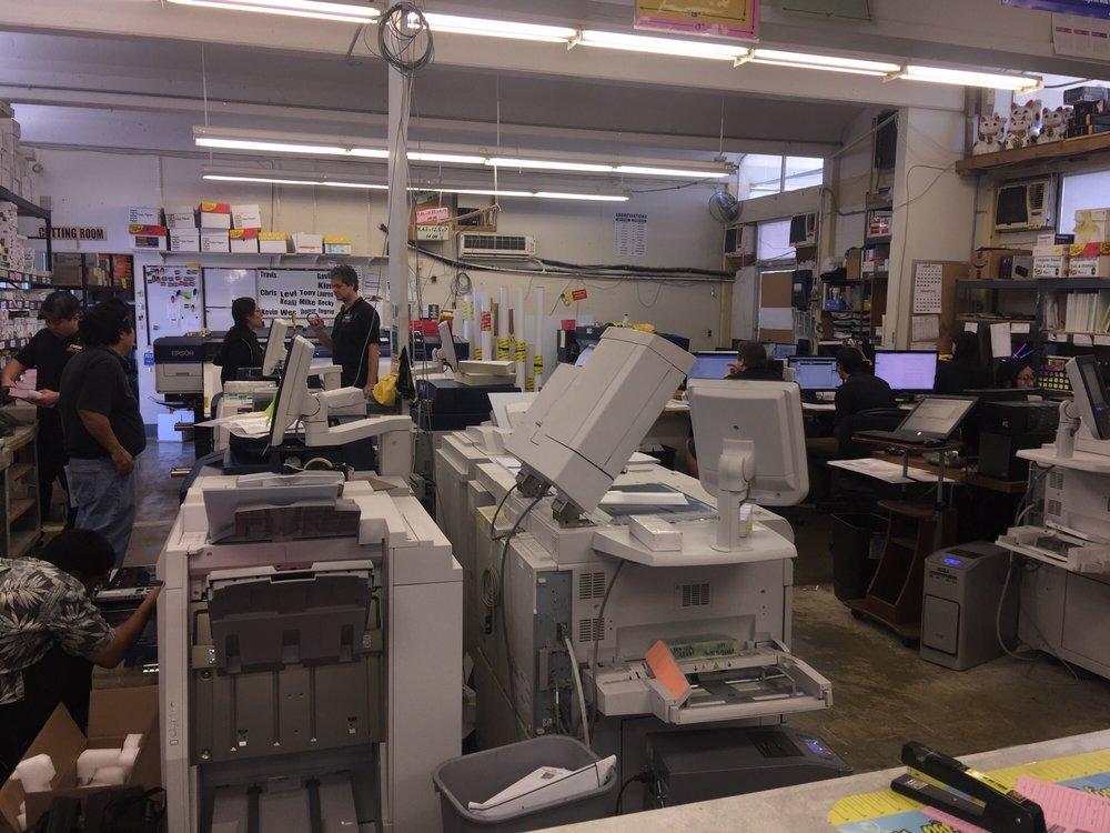 Aiea Copy Center