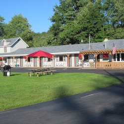 Photo Of Christy S Motel Old Forge Ny United States Summer Day In