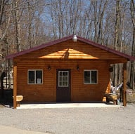 Rustic Acres RV Resort & Campground: 634 Pine Terrace Rd, Shippenville, PA