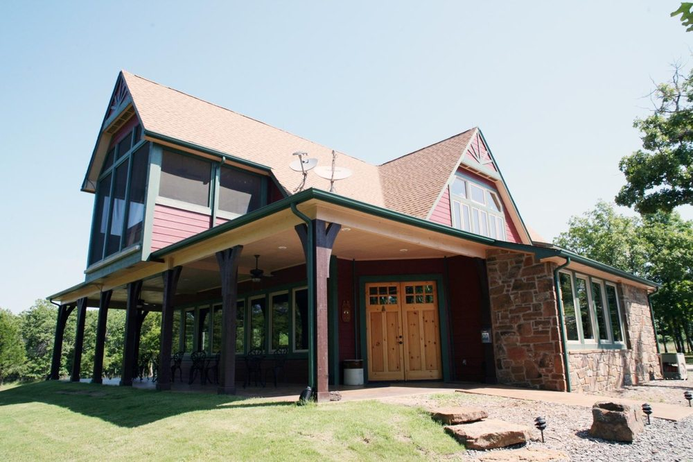 Terrapin Peak Bed, Breakfast & Beyond: 20965 W 921st Rd, Cookson, OK
