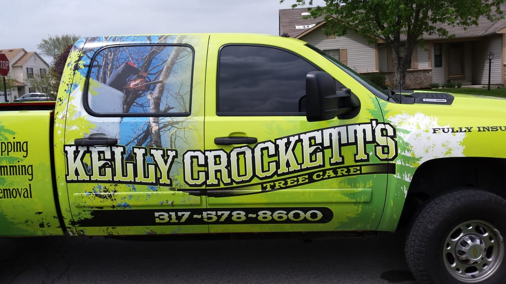 Kelly Crockett's Tree Care: Greenfield, IN