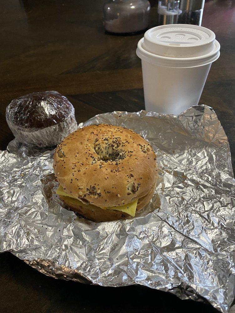 Cafe By The Bay: 17435 General Puller Hwy, Deltaville, VA