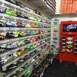 wholesale dealer d369b 69ba2 Photo of Stringer s Sports Store - Clayton Victoria, Australia. Football  Boot range including new