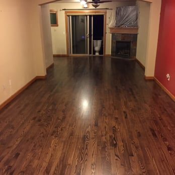 Photo Of Henryu0027s Hardwood Floor Service   Seattle, WA, United States.  Refinished Floor