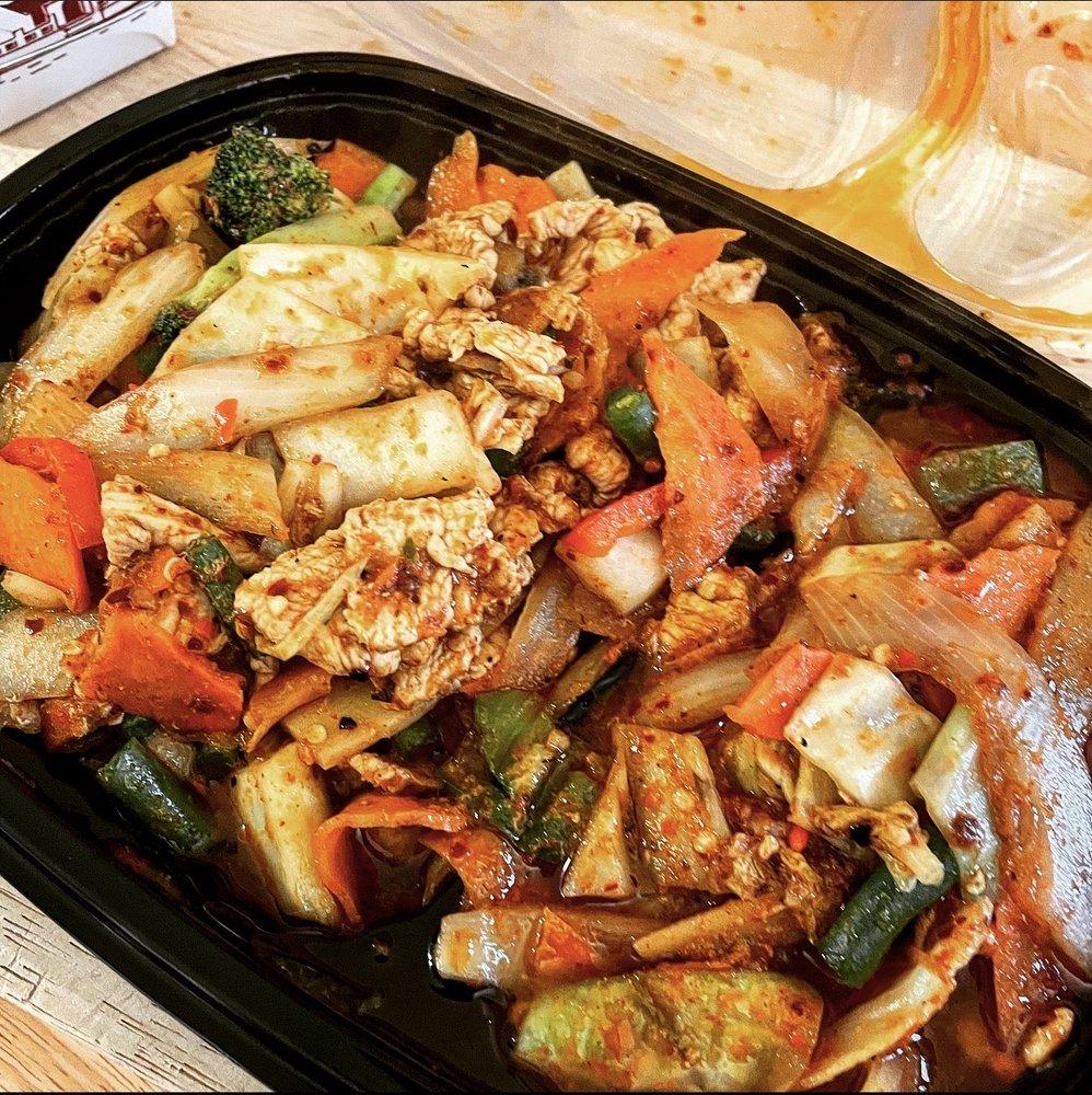 Massaman Thai Cuisine: 467 Patternson Rd, Dayton, OH