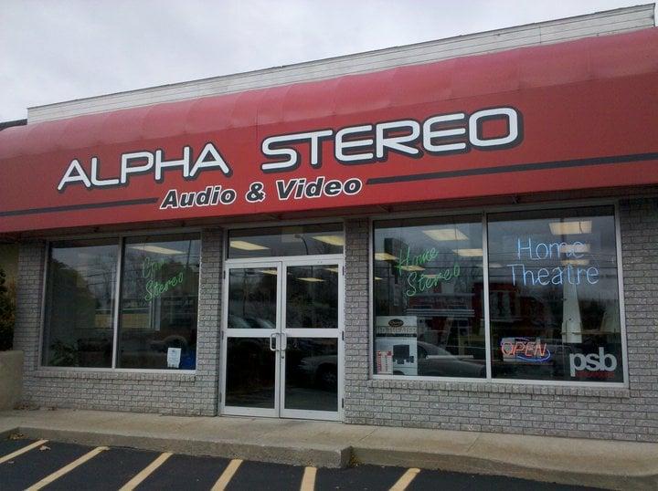 Alpha Stereo: 332 Cornelia St, Plattsburgh, NY