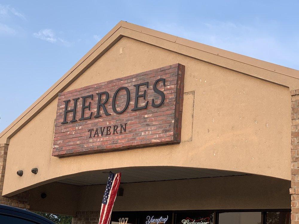 Heroes Tavern: 5510 Airline Dr, Bossier City, LA