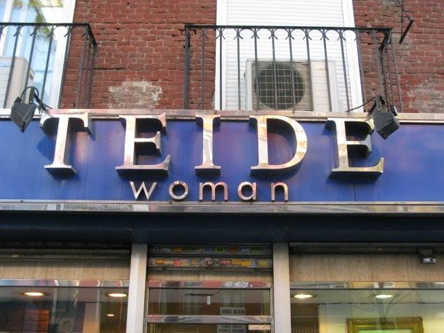 Teide Woman