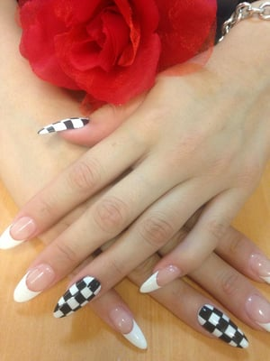 Nails Kathy Linh Design 7412 N 51st Ave Glendale Az Manicurists
