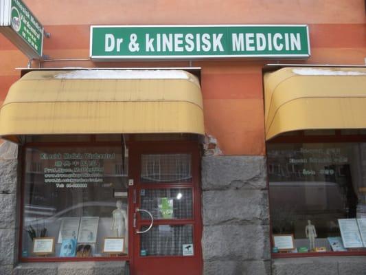 kinesisk medicin stockholm