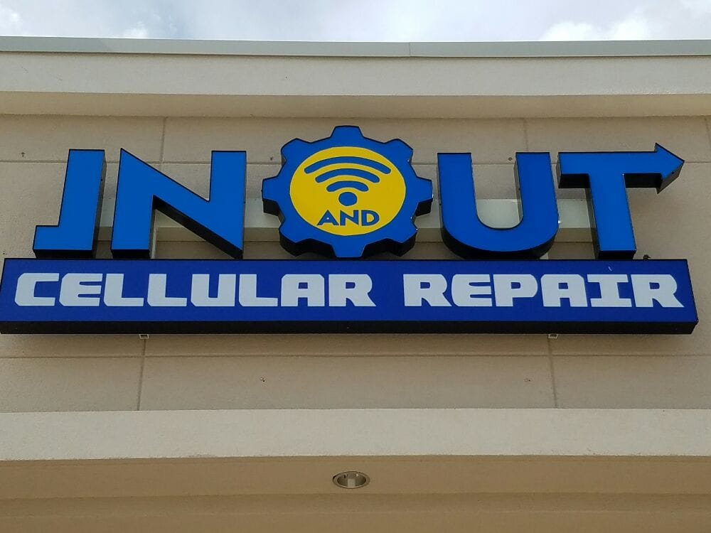 In And Out Cellular Repair: 1023 SW 19th St, Moore, OK