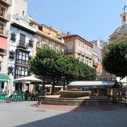 La Mejillonera Tapas Bars Plaza Cardenal Belluga 7