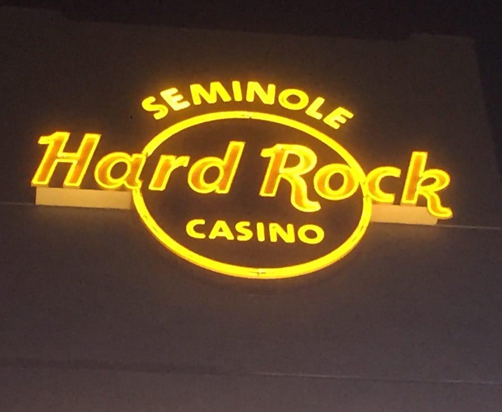 Hard rock casino hollywood fl restaurants