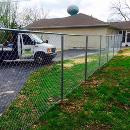 Photo Of Chain Link Fence Company Springfield Mo United States