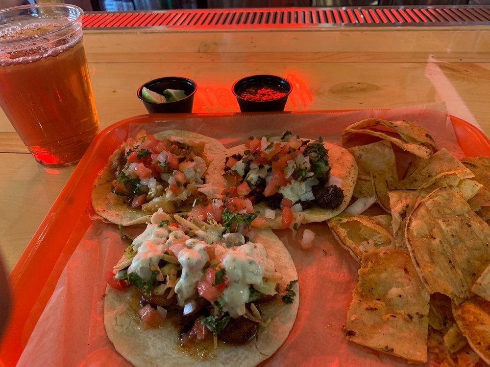 Smokey Gringo Taco Bar: 49 N Jackson St, Winder, GA