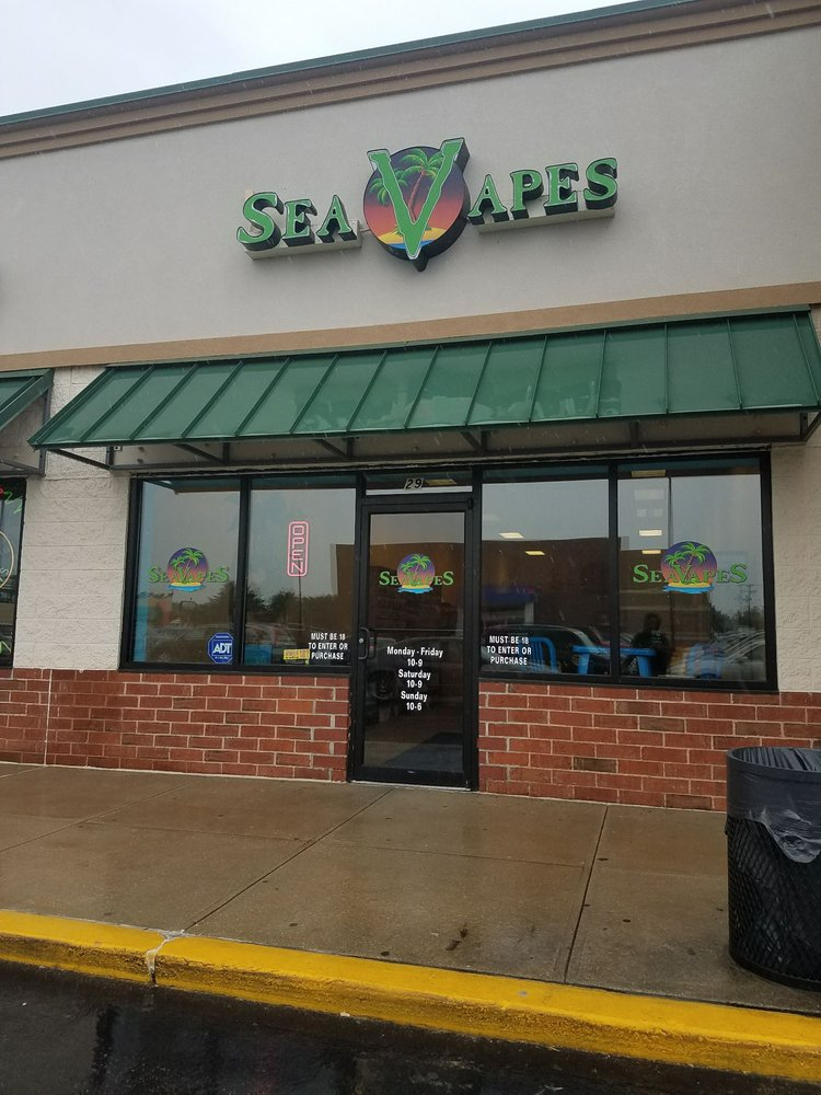 Sea Vapes: 29 Georgetown Plz, Georgetown, DE