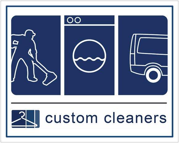 Custom Cleaners: 1420 W High St, Bryan, OH
