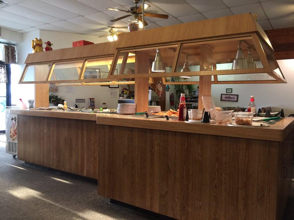 New Beijing Restaurant: 1110 US Highway 24/36 E, Monroe City, MO