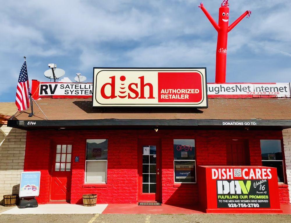 Dish Tech: 8744 E State Rte 69, Prescott Valley, AZ