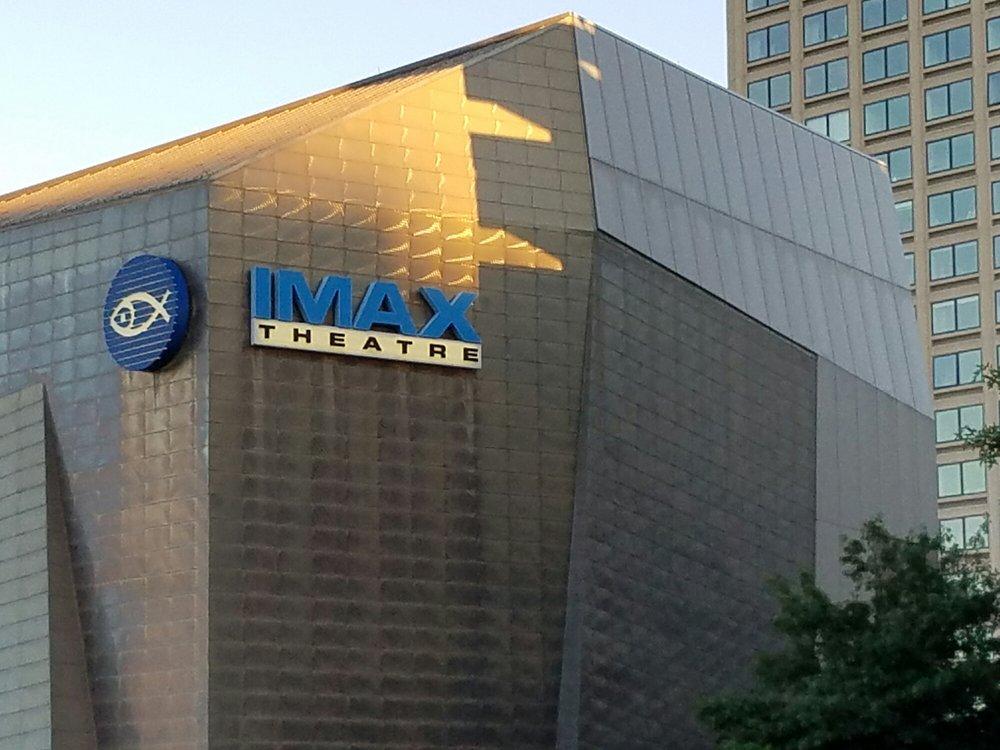 Simons IMAX Theatre: 1 Central Wharf, Boston, MA