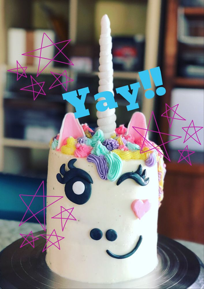 Fine Unicorn Bake Shop Gift Card Portland Or Giftly Funny Birthday Cards Online Aboleapandamsfinfo