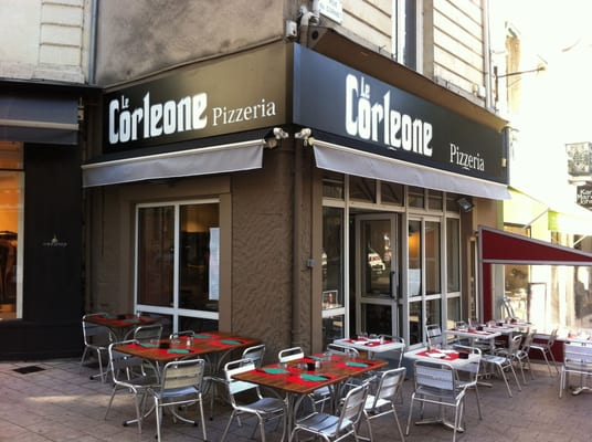 le corleone pizzer a 42 rue du cornet angers francia restaurante rese as n mero de. Black Bedroom Furniture Sets. Home Design Ideas
