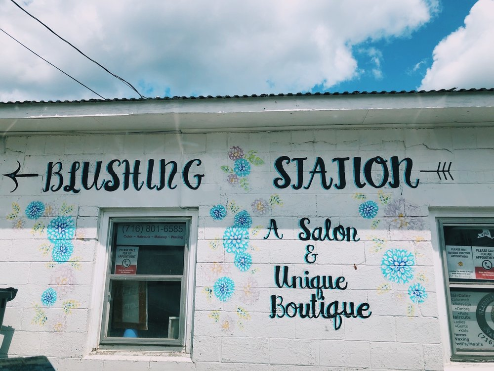 Blushing Station: 303 Main St, Little Valley, NY