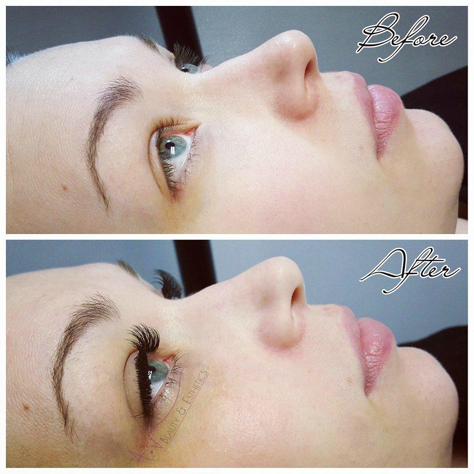 Av Beauty Esthetics Eyelash Service 4018 W Clearwater Ave
