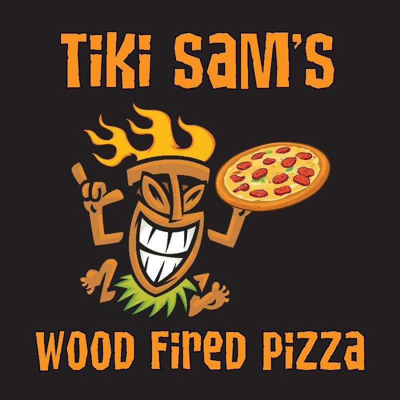 Tiki Sam's Wood Fired Pizza: Hanover, MI