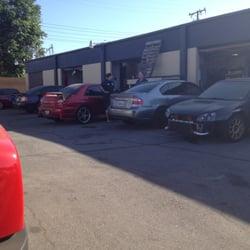 Garage tuning chiuso riparazioni auto 810 w barkley for Garage auto orange