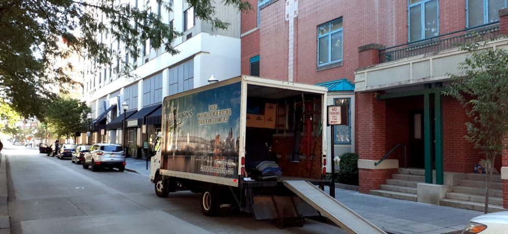 Clark and Sons Moving: 6440 Glenway Ave, Cincinnati, OH