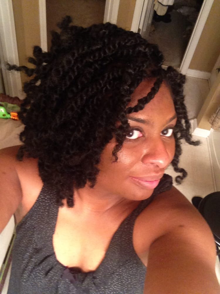Afro Puffy Twists by Nappy Crowns - Yelp