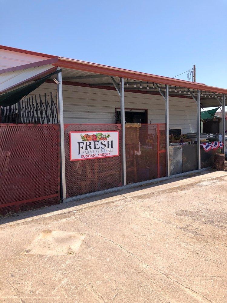 Fresh Farmers Market: 689 Virden Rd, Duncan, AZ