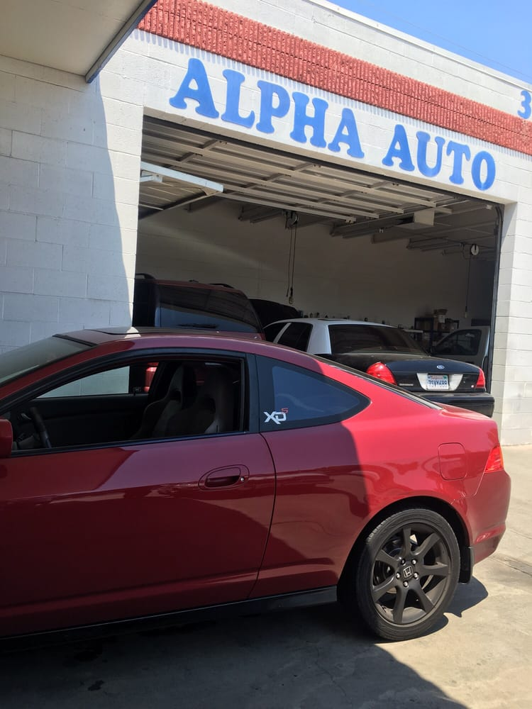 Alpha Auto Air Conditioner: 3261 E Belmont Ave, Fresno, CA