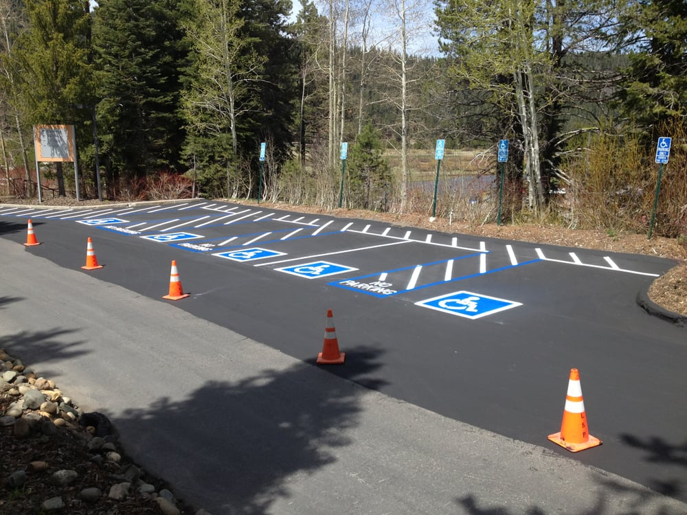 Lakeside Paving and Sealing: Carnelian Bay, CA
