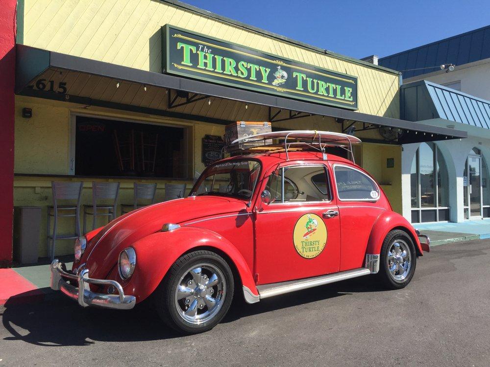 The Thirsty Turtle: 2615 Mall Dr, Sarasota, FL