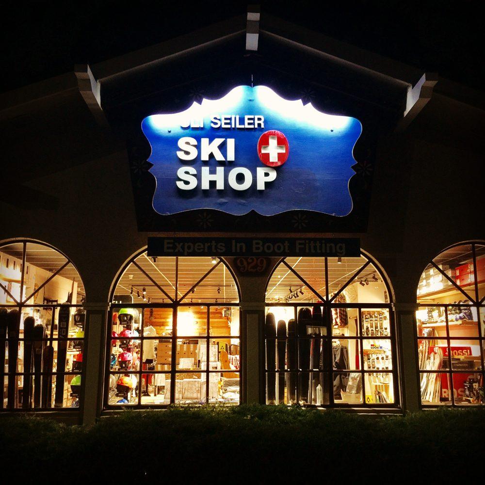Uli Seiler Ski Shop: 929 Sir Francis Drake Blvd, Kentfield, CA