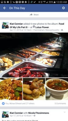 Lotus Flower Chinese Restaurant 341 Cochituate Rd Framingham Ma