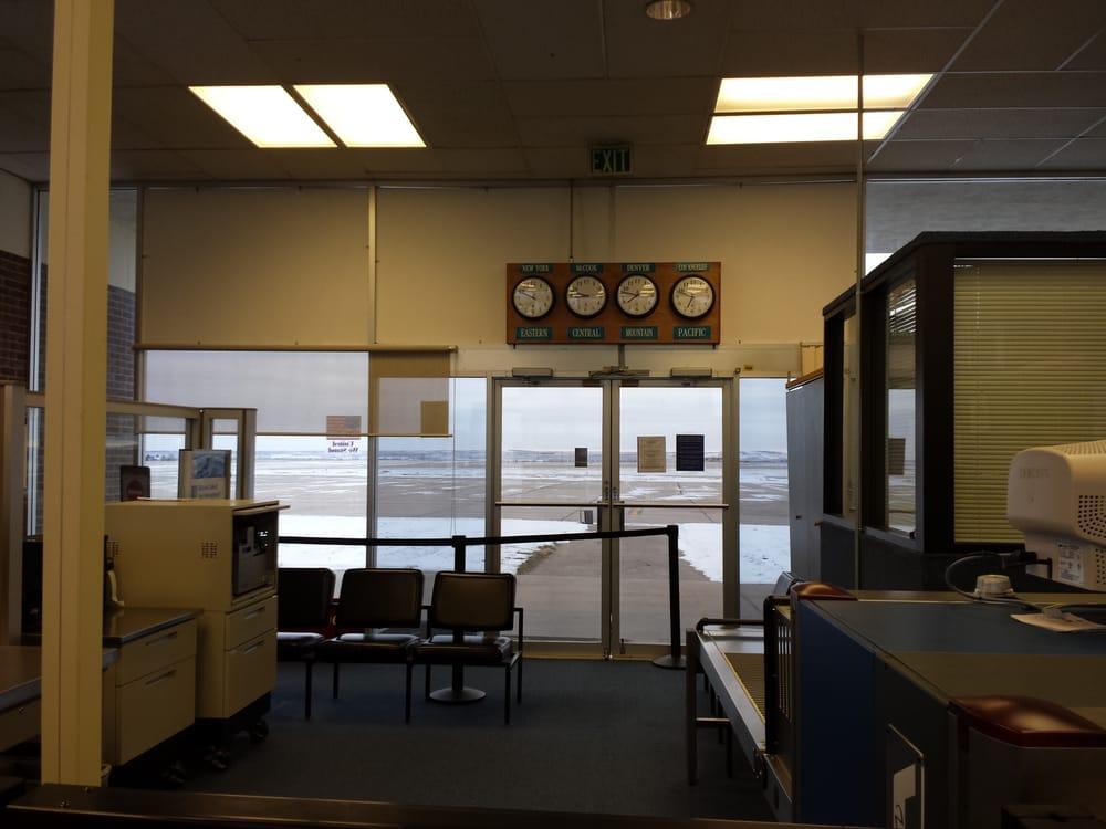 McCook Regional Airport: 1100 Airport Rd, McCook, NE