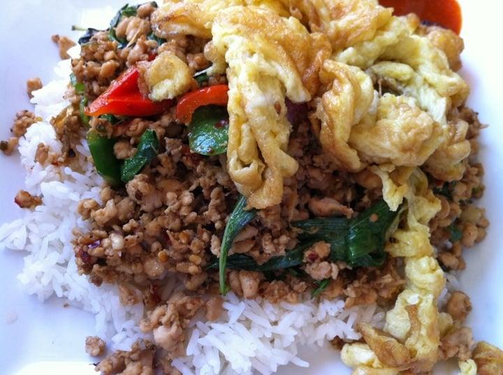 Pad Thai Cafe Boston Ma