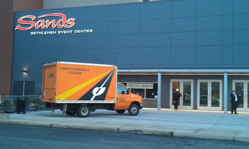 O'Brien's Moving & Storage: 7066 Snowdrift Rd, Allentown, PA