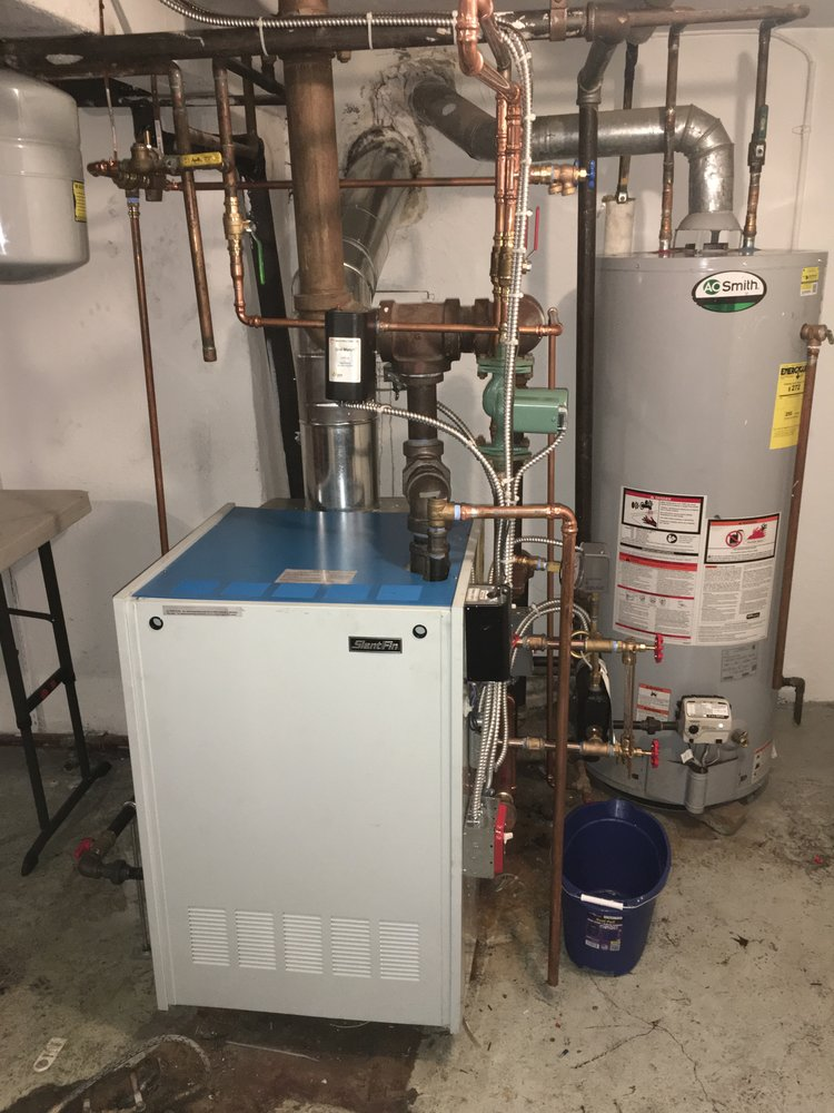 New gas boiler installation - Yelp