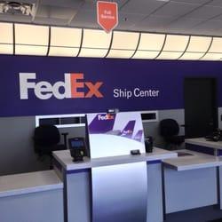 FedEx Ship Center - 13 Photos - Shipping Centers - 5000 Hanson Dr ...