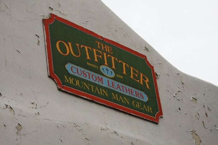 Outfitter: 129 12th St, Cimarron, NM